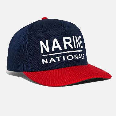 National Narine Nationale - Casquette snapback
