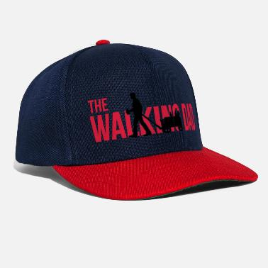 Walking Dad The Walking Dad - FathersDay Edition - Snapback Cap