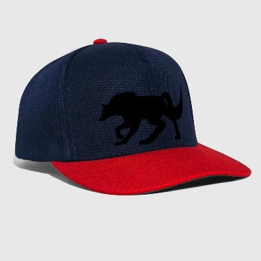 Wolf, roofdier - Snapback cap