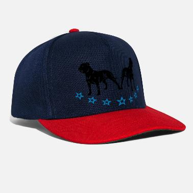 Star staffords black2_33 - Snapback keps