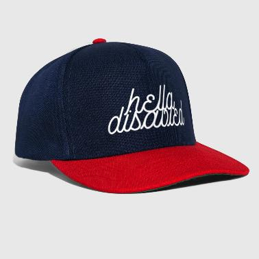 Hella Disabled - Snapback Cap