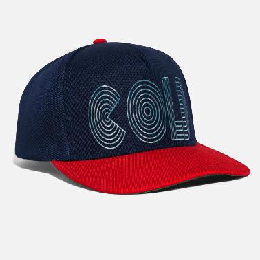 Froid Froid froid - Casquette snapback