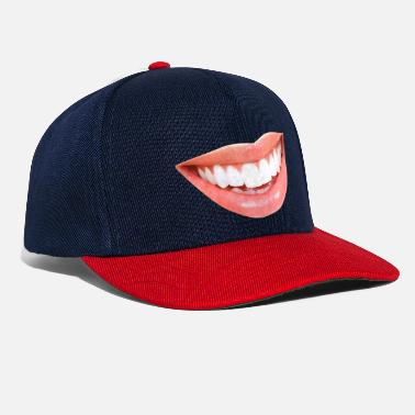 Dent dents - Casquette snapback