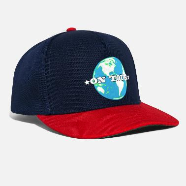 Tour On Tour / World Tour - Snapback Cap