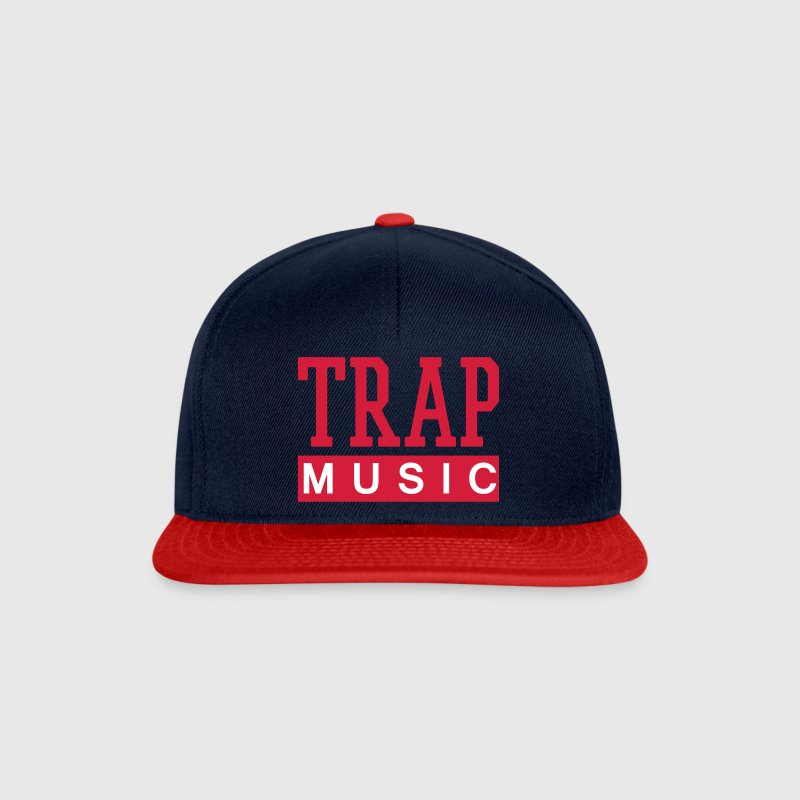 Trap Music - Snapback Cap