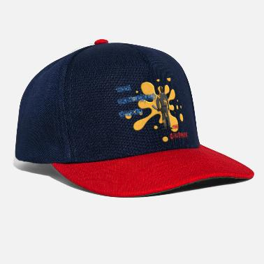 Mark Something Painball mark - Snapback Cap