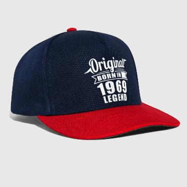 1969 Original Gift Birthday - Snapback Cap