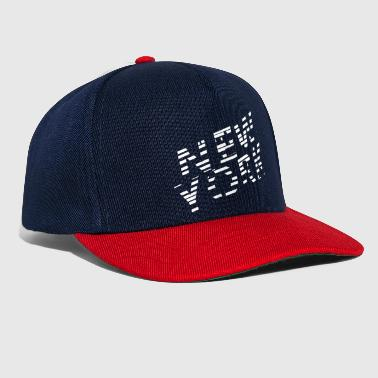 New York Experimental - Casquette snapback