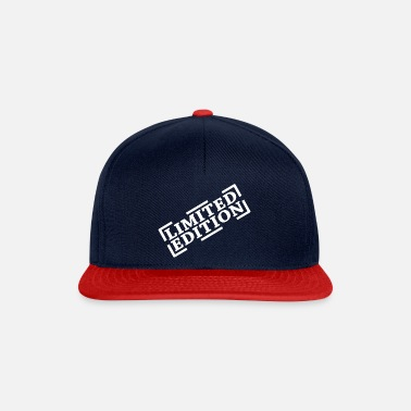 Limited Edition Limitierte Edition | Limited Edition - Snapback Cap