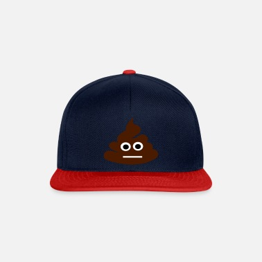 Cacca cacca - Snapback Cap