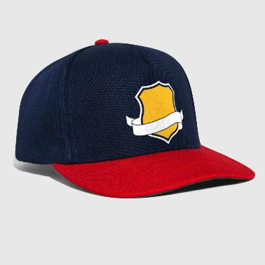 Template: Family Crest - Snapback Cap