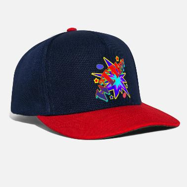 Comic Comic Book What The Hell - Snapback Cap