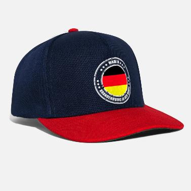 Brandenburg BRANDENBURG AT THE HAVEL - Snapback Cap