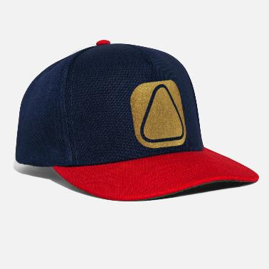 Initial SQUARES VIERECKE ANIME 11 - Casquette snapback