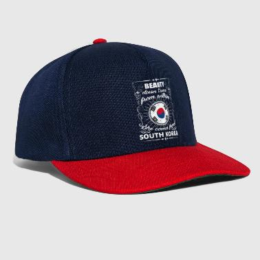 South Korea schoenheit kommt aus SOUTH KOREA png - Snapback cap