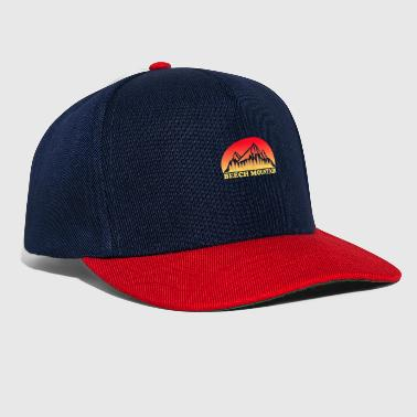 Beech Mountain North Carolina - Snapback Cap