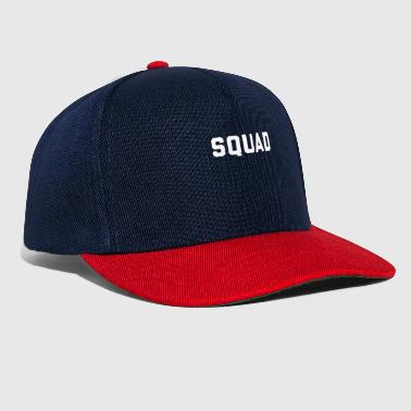 Squad Wedding Party - Snapback Cap