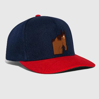 Cheval Cheval Cheval Cheval Chevaux Cheval Sauvage Poney - Casquette snapback