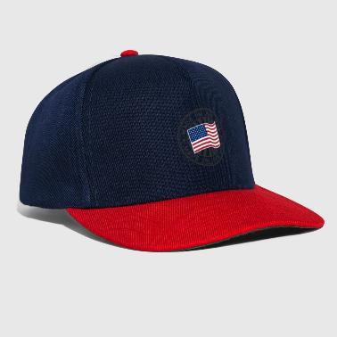 Made in USA - Snapback Cap