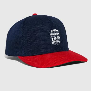 1958 December 1958 The birth of an icon - Snapback Cap