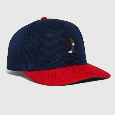 Bald eagle - Snapback cap