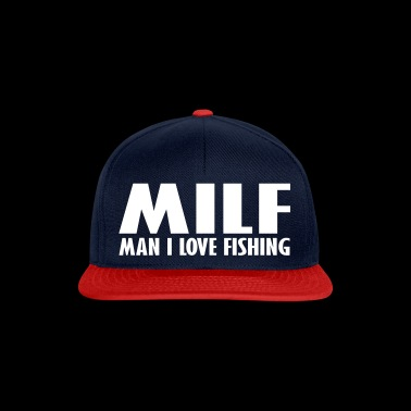 Shop dream man caps hats online spreadshirt for Man i love fishing