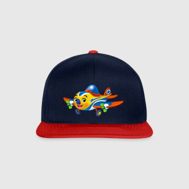 Lentokone Arthur Collection - Snapback Cap