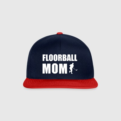 Floorball MOM - Snapback Cap