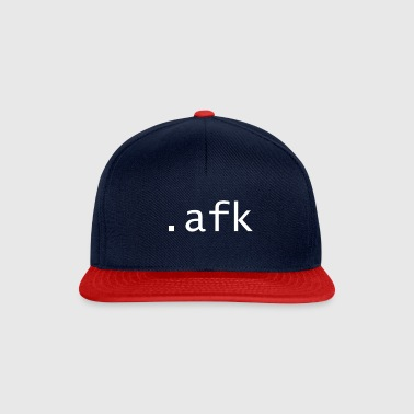 afk - Away from keyboard - Snapback Cap