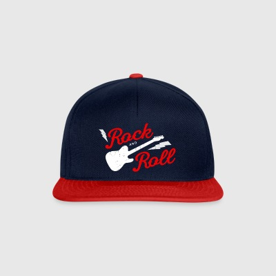 ROCK AND ROLL - Gorra Snapback