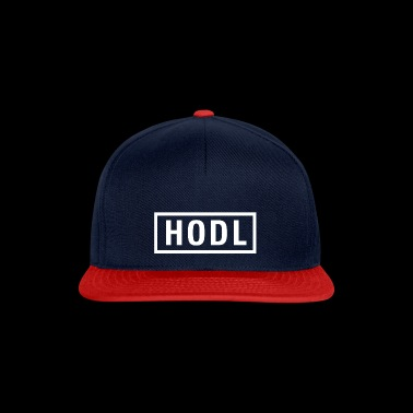 SIGNE Hodl - Casquette snapback