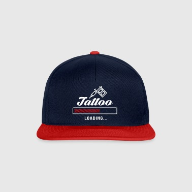 Tattoo Loading tattooed invites - Snapback Cap