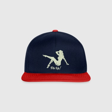 Pin Up! (H) - Snapback Cap