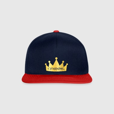Fairytale: Charming - Crown - Snapback Cap