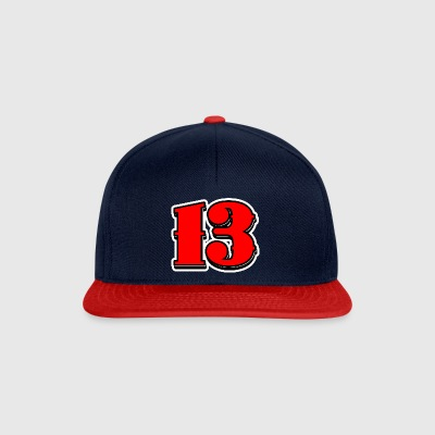 MAGIC NUMBER - Snapback Cap