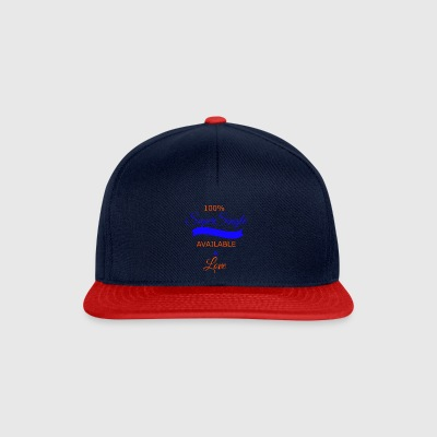 super enkelt transparent - Snapback Cap