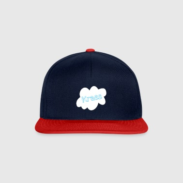 nuage grossier - Casquette snapback