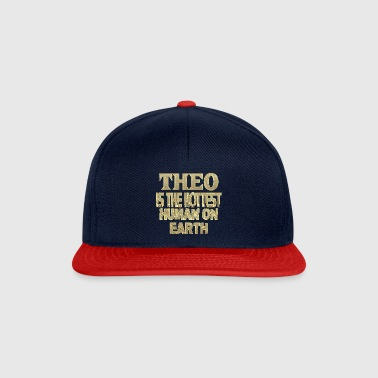 Theo - Casquette snapback