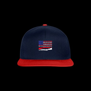 Right to Gear Arms T-shirt - Snapback cap