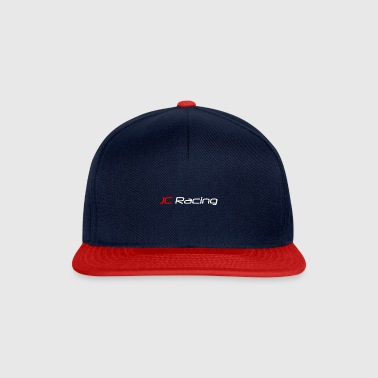 JC Racing Logo Text nur groß - Snapback Cap