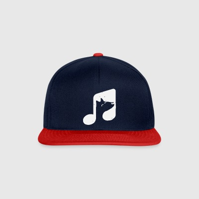 Bark Note - Snapback Cap