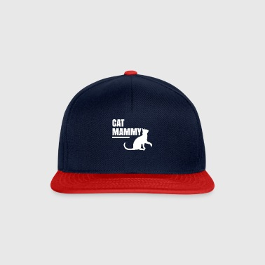 Cat mammy - Snapback Cap
