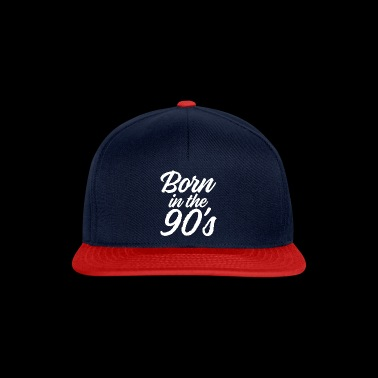 Born in the 90s - Snapback Cap