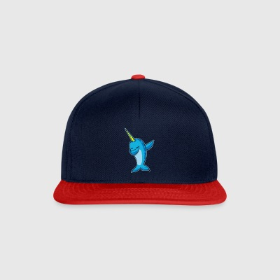 Narval Dab - tamponnant narval - Casquette snapback