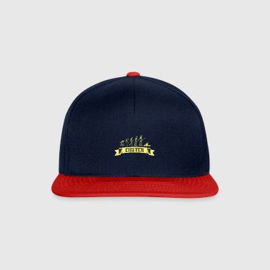 Easter Bunny Evolution YELLOW YELLOW - Snapback Cap