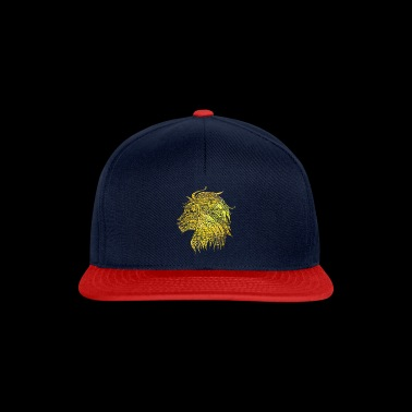 Lion Cat Gift Noble King Meow Power - Snapback Cap