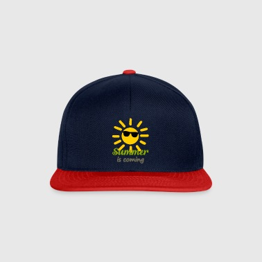 SummerIsComing - Snapback Cap