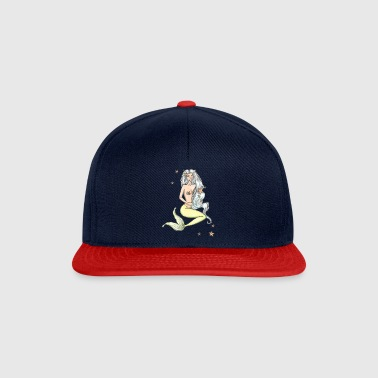 Mermaid - Snapback Cap