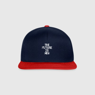 the future is now - Snapback Cap