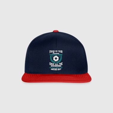 FOCUS On Your PASSION - Snapback Cap